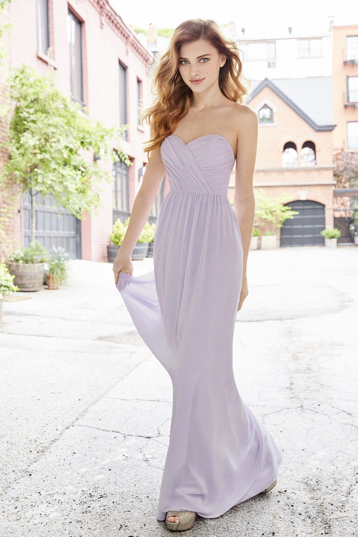 Hayley Paige 5762 – The White Dress